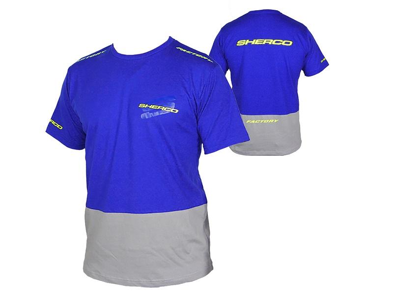 Camiseta Team Sherco