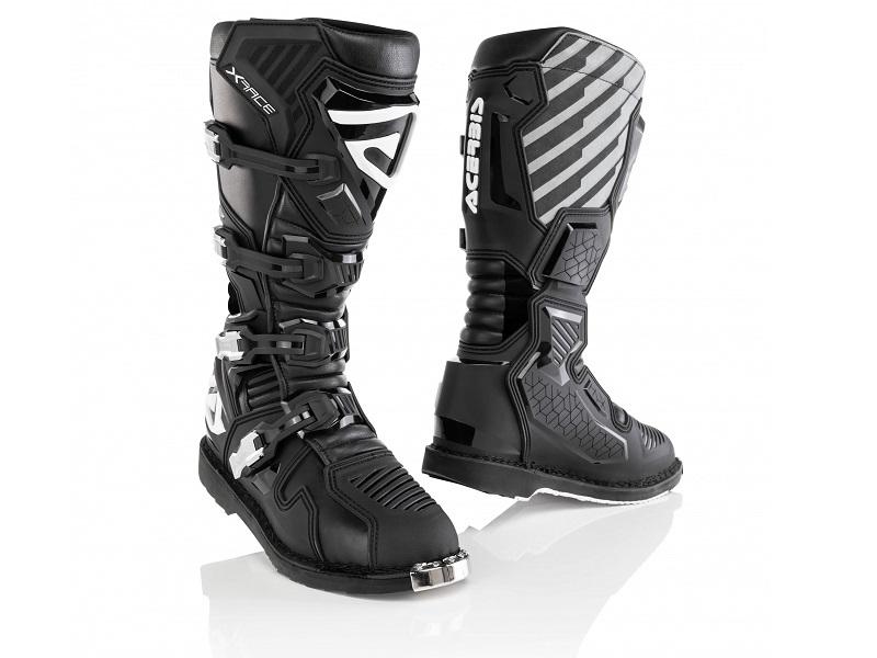 Botas ACERBIS X-Race Negro