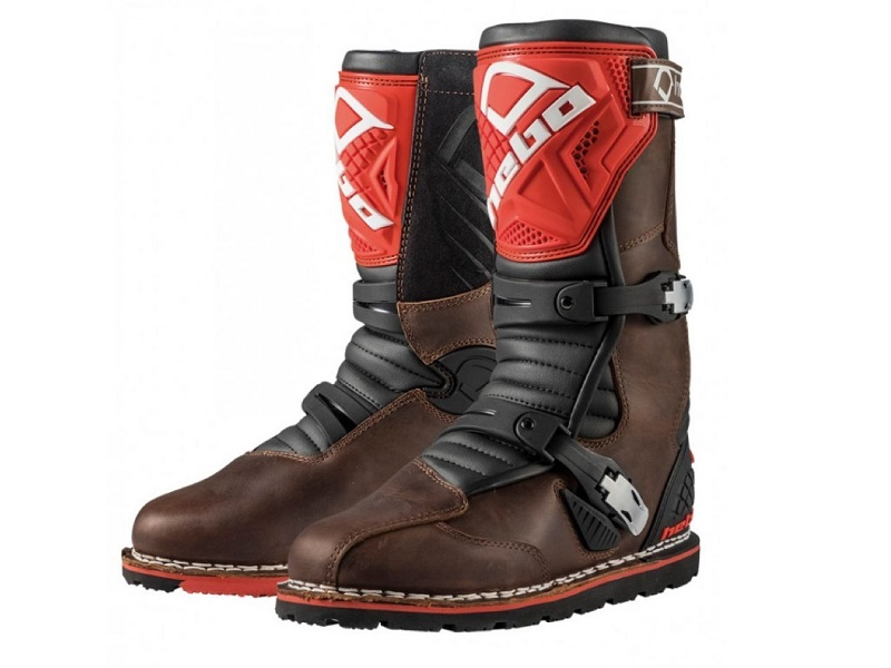 Botas Hebo Technical 2.0 Leather Trial