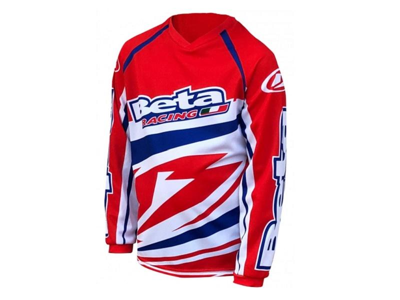 Camiseta Team BETA Trial Niño/a
