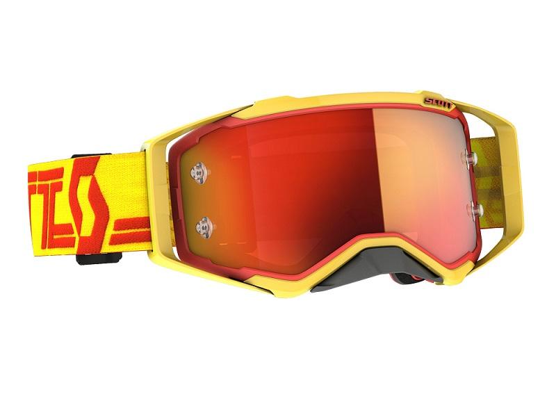 Gafas SCOTT Prospect Amarillo/Rojo