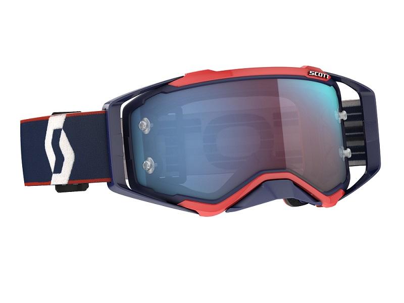 Gafas SCOTT Prospect Azul Retro/Rojo