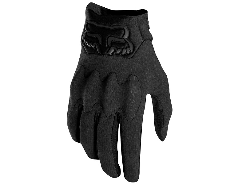 Guantes FOX BOMBER LIGHT Negro