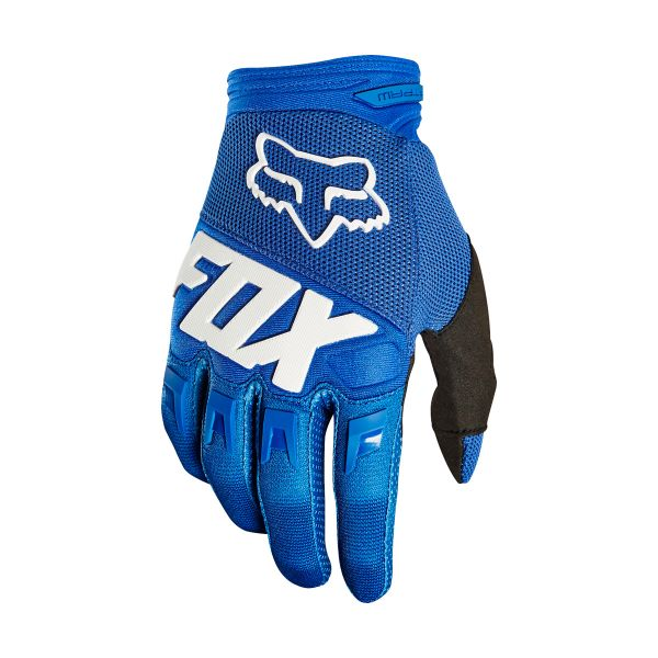 Guantes FOX DIRTPAW RACE Azul