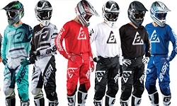 Combos de ropa de trial, motocross y enduro (answer, jt, fox, leatt, acerbis, mots...)