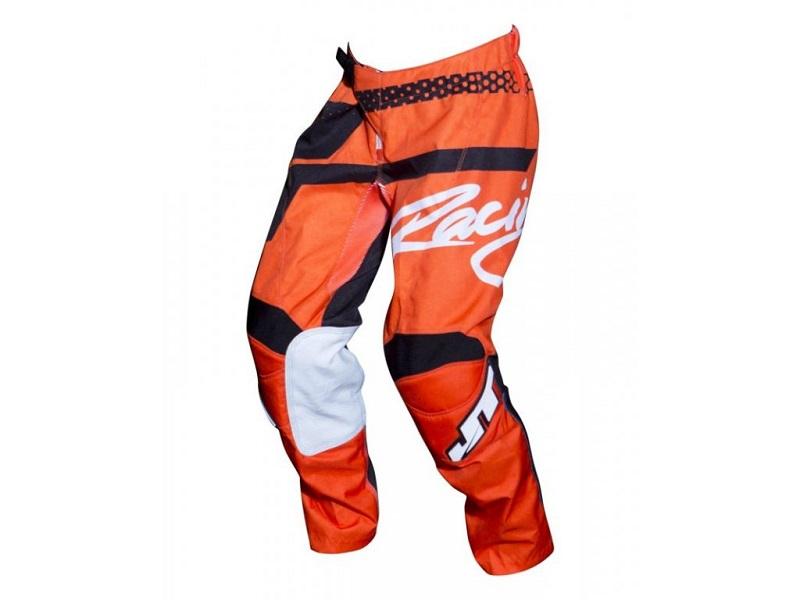 Pantalón JT Racing Flex Hi-Lo Naranja/Negro