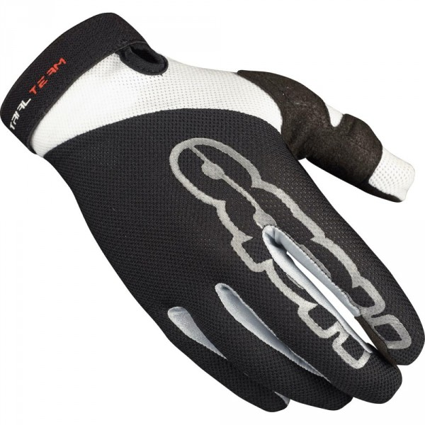 Guantes HEBO TRIAL TEAM 2 Negro